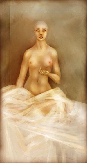 [ Aphrodite, © 2008, Sarah Cerulean ]