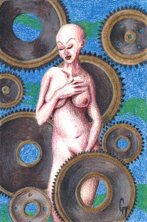 [ Aphrodite -- © 2008, G. Edwin Taylor ]