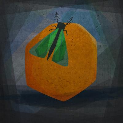 [ Orange, © 2015, Carmen Moran ]