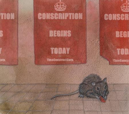 [ Rats, © 2012 Cécile Matthey ]