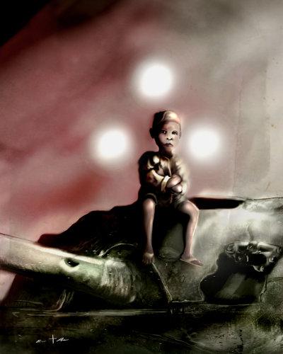 [ Tank, © 2012 Eric Asaris ]
