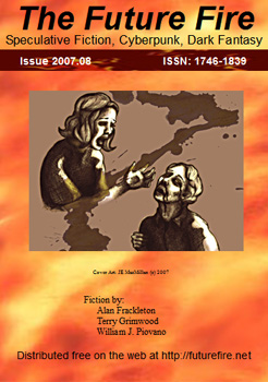[ Issue 2007.08; Cover art © 2007, Joy E. MacMillan ]