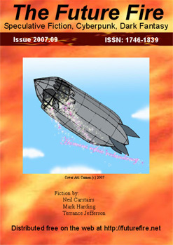 [ Issue 2007.09; Cover art © 2007 Carmen ]