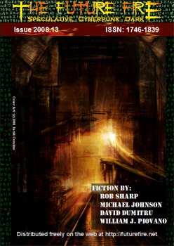 [ Issue 2008.13; Cover art © 2008 Sarah Cerulean ]