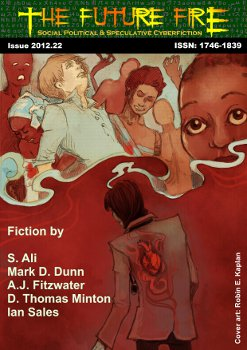  [ Issue 2012.22; Cover art  2012 Robin E. Kaplan ] 