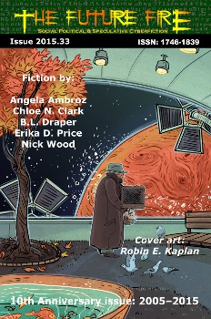[ Issue 2015.33; Cover art © 2015 Robin E. Kaplan ]
