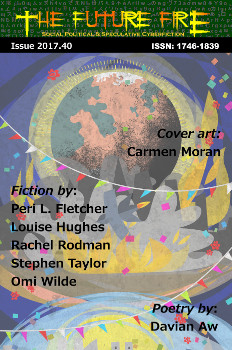[ Issue 2017.40; Cover art © 2017 Carmen Moran ]