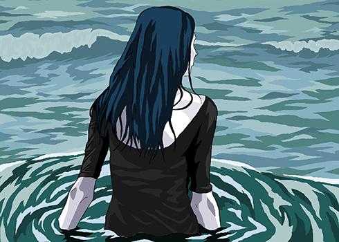[ en el océano, ©2020 Jason Baltazar ]