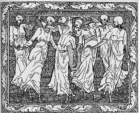 [ Danse macabre, © 2020 Josep Lledó ]