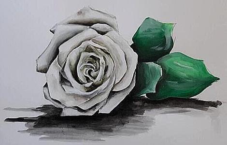 [ Rose, © 2020, Katharine A. Viola ]
