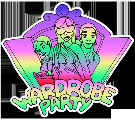 [ Wardrobe Party, ©2018 Fluffgar ]