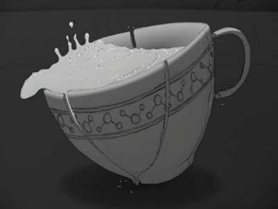 [ Teacup, © 2013 Miranda Jean ]