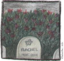[ Rachel's Grave © 2007 Cécile Matthey ]