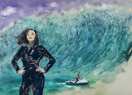 [ Wave, © 2016 Toeken ]