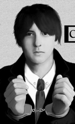 [ The criminal was a boy, © 2010 Teresa Tunaley ]
